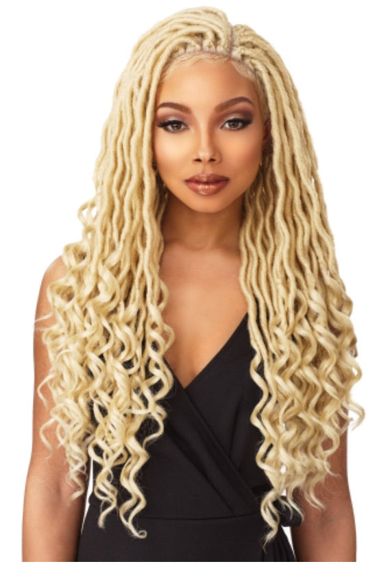 Cloud 9 Swiss Lace Multi Parting Lace Wig