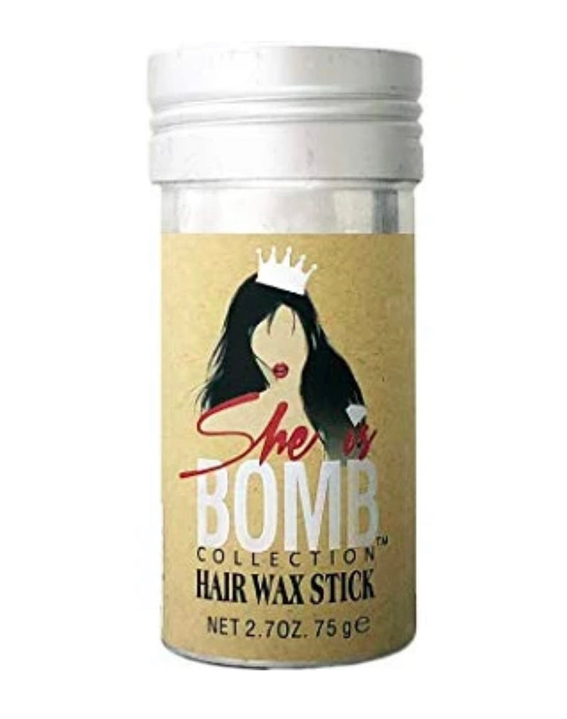 She Is Bomb Hair Wax Stick