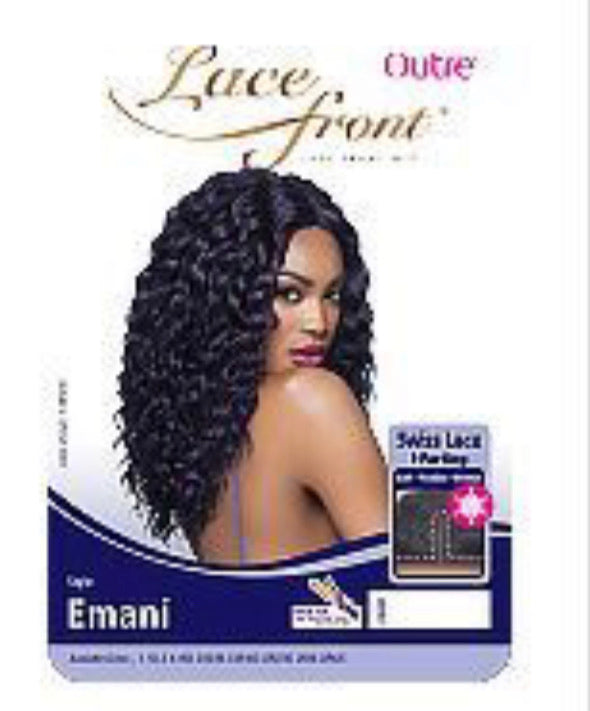 Outre Lace Front Emani Wig