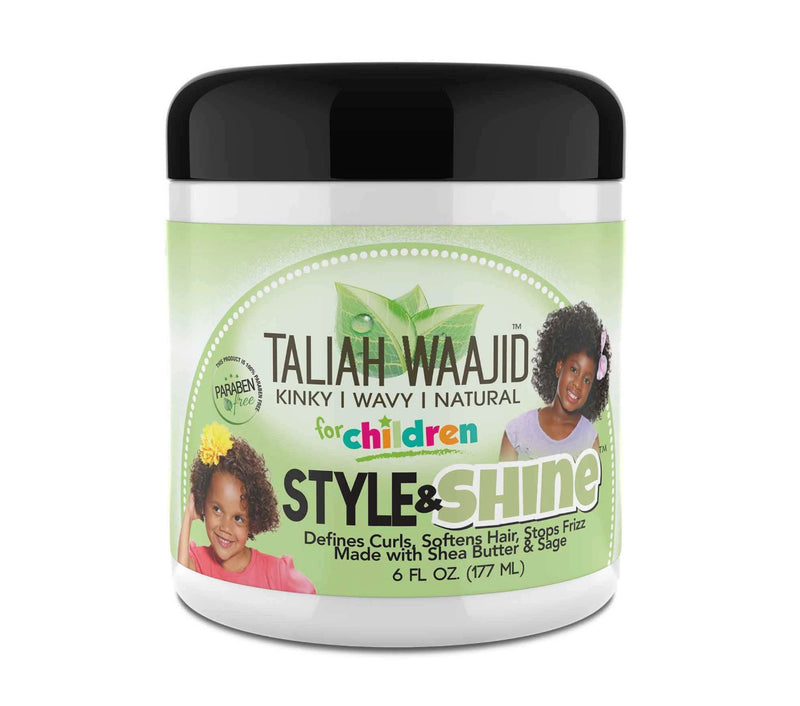 Taliah Waajid For Children Style & Shine 6 oz.