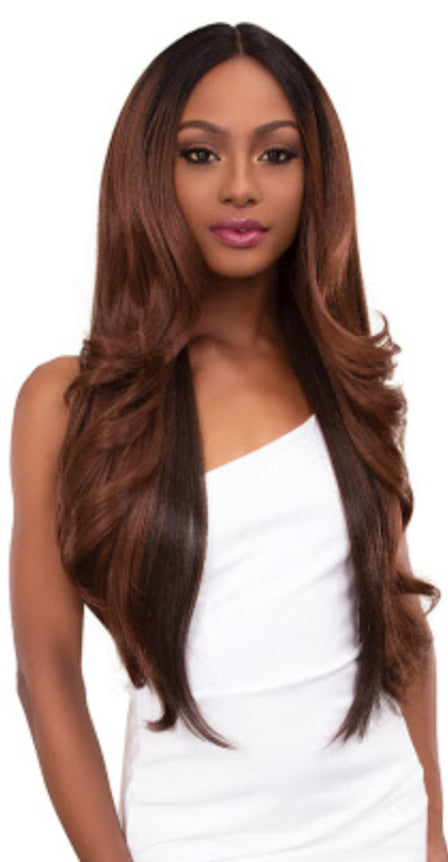 Femi Collection Extended Part Lace Kylie Wig