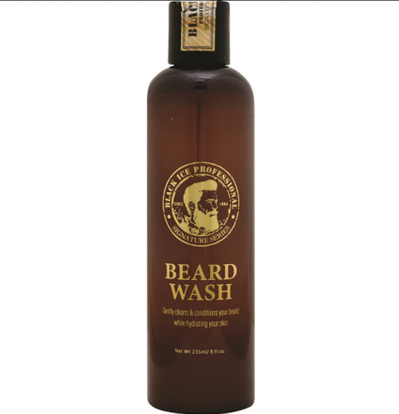 Black Ice Professional Beard Wash