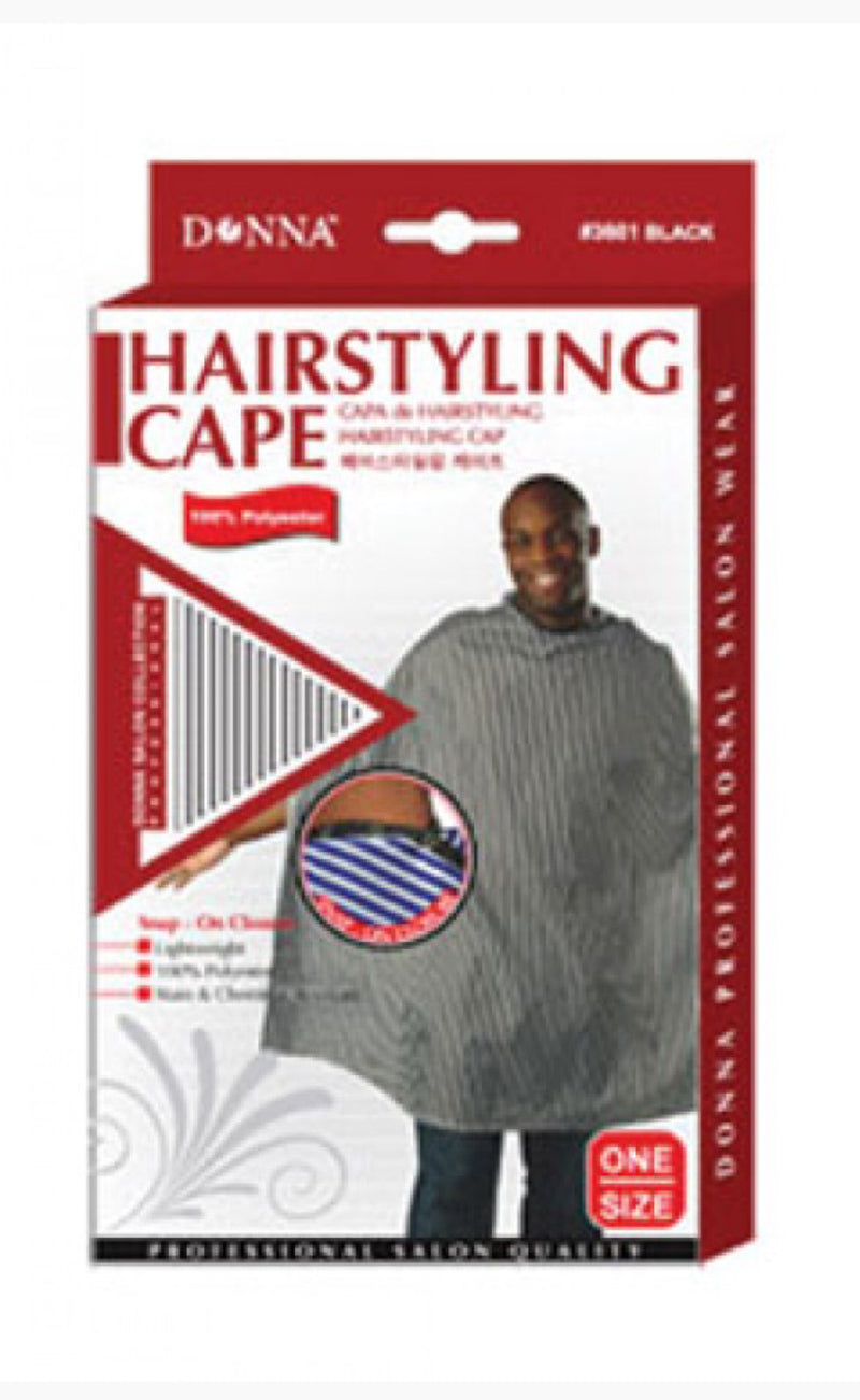 Donna Hairstyling Cape