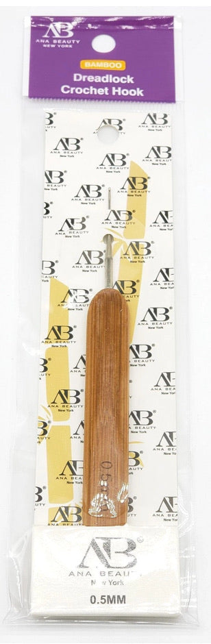 Ana Beauty Dreadlocks Crochet Hook 0.5mm