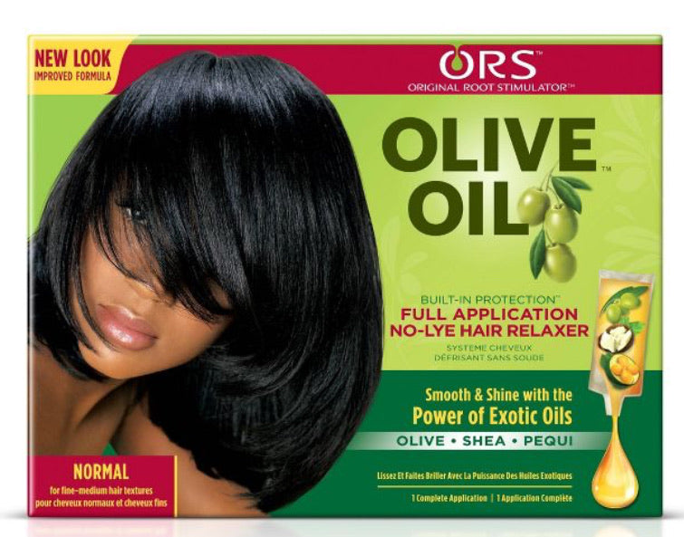 ORS Olive Oil Full Application No Lye Hair Relaxer