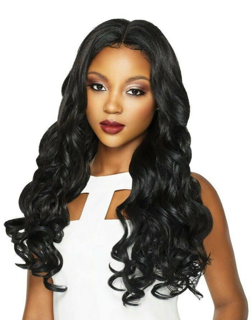 Swiss X Romance Curl Lace Front Wig