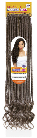 Femi Collection Straight Goddess Locs 20""