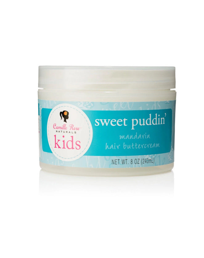 Camille Rose Sweet Puddin' Mandarin Hair Buttercream 8 oz.