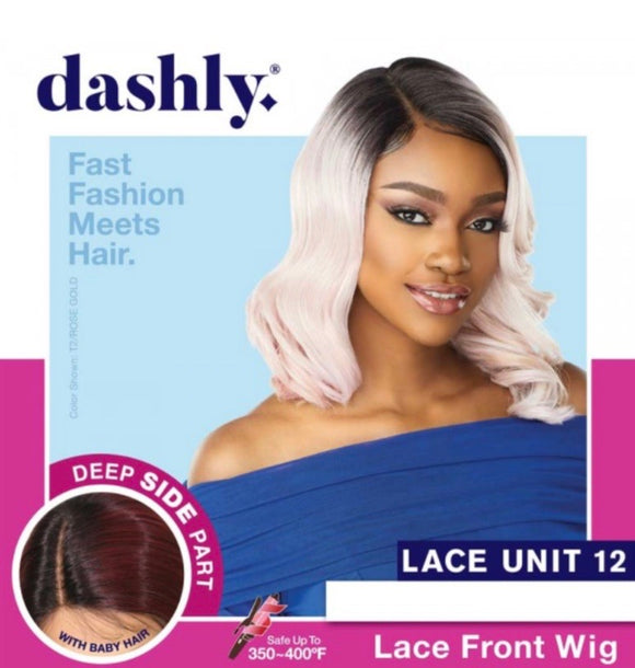 Dashly Lace Unit 12 #1B