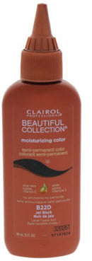 Clairol Beautiful Collection Semi-Permanent Color, Black