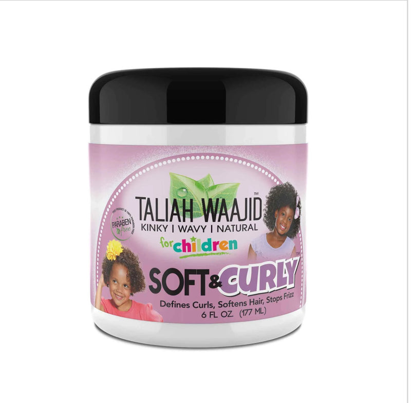 Taliah Waajid For Children Soft & Curly 6 oz.