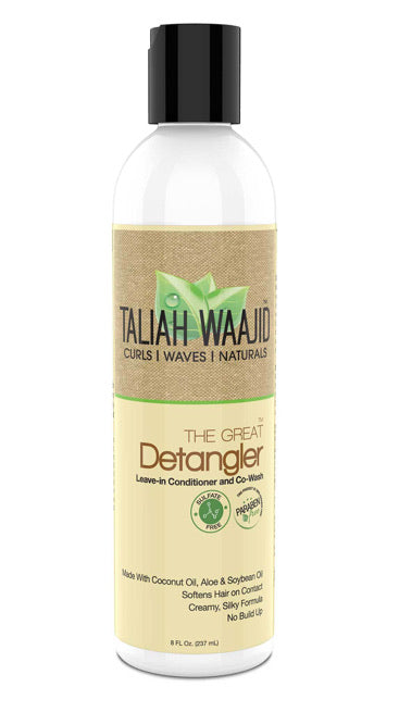 Taliah Waajid The Great Detangler Leave-In Conditioner & Co-wash