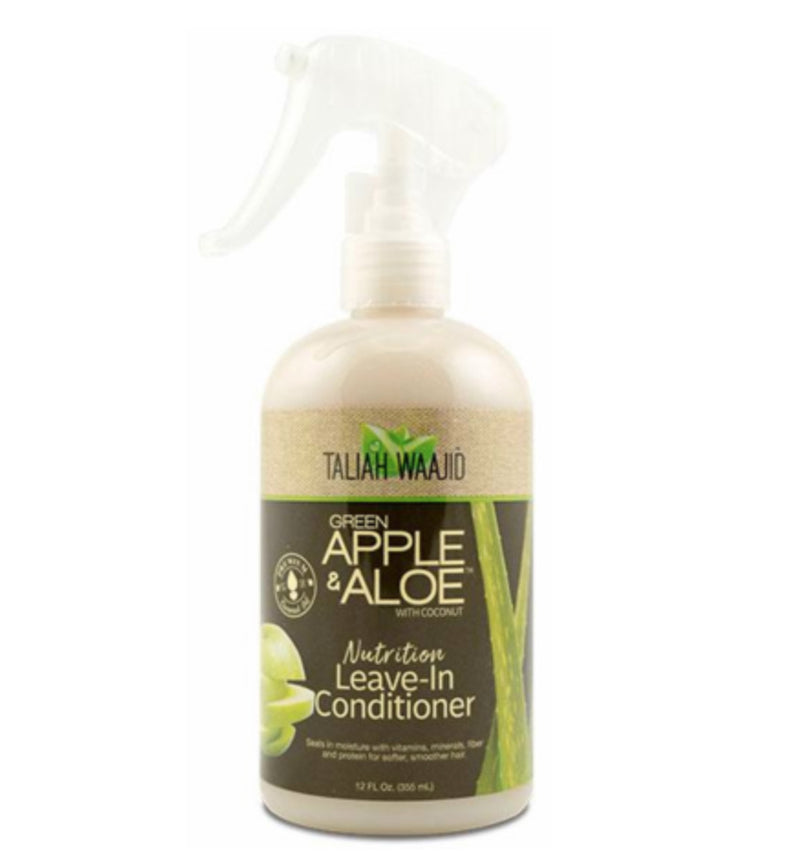 Taliah Waajid Green Apple & Aloe w Coconut Nutrition Leave-In Conditioner