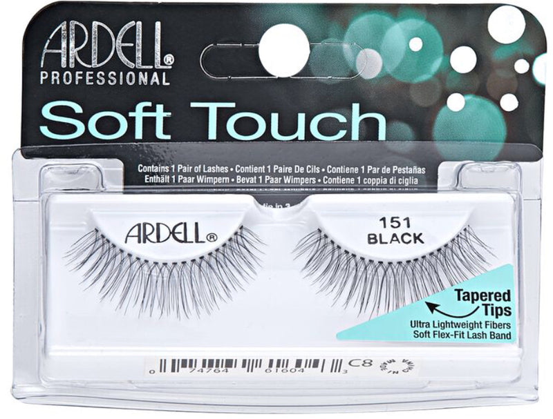 Ardell Professional Soft Touch Lashes 151 Black