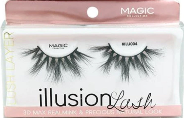 Magic Collection 3D Real Mink Illusion Eyelash