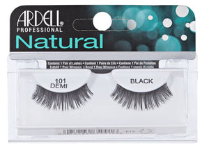 Ardell Professional Natural Lashes 101 Demi Black