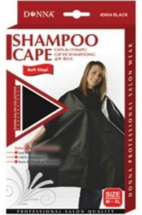 Donna Hairstyling Cape M-XL
