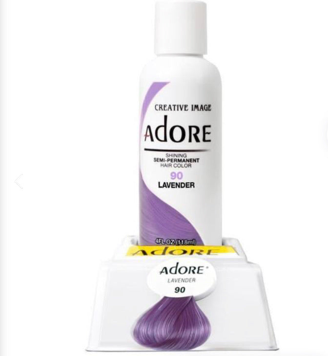 Adore Hair Color 4oz