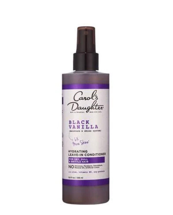 Carol's Daughter Black Vanilla Moisture & Shine Leave-In Conditioner