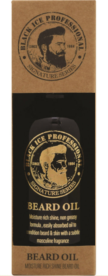 Black Ice Professional Beard Oil