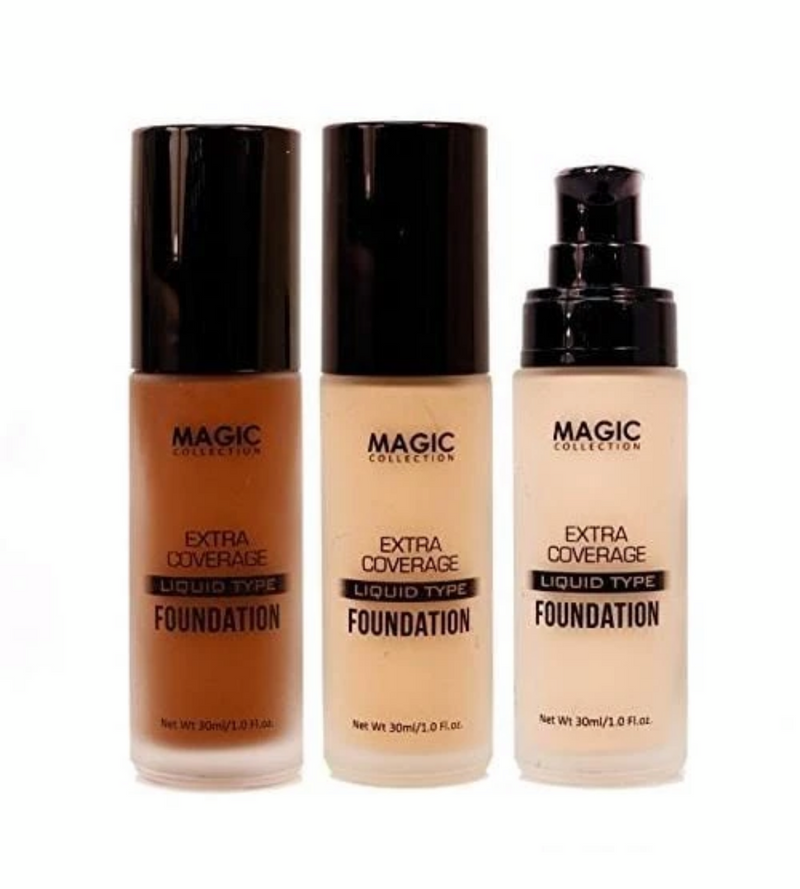Magic Extra Coverage Liquid Foundation