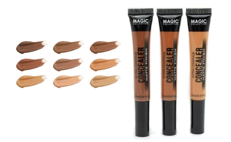 Magic Collection Concealer Matte Finish