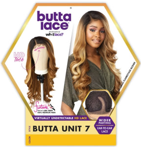 Butta Lace Unit 7 #Flamb/mocha