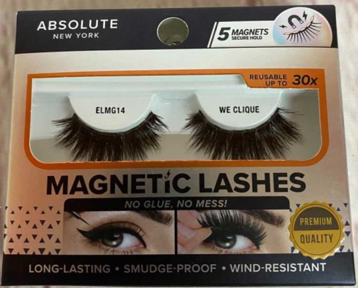 Absolute New York Magnetic Lashes ELMG14