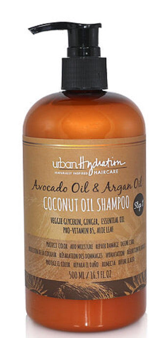 Urban Hydration Coconut Oil Shampoo 16.9oz