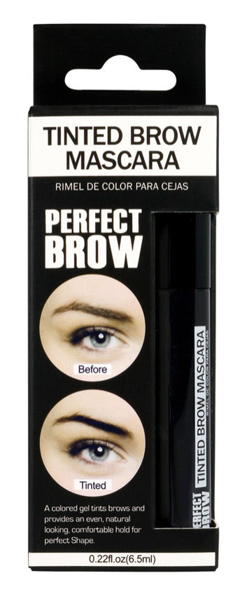 Magic Collection Black Tinted Brow Mascara