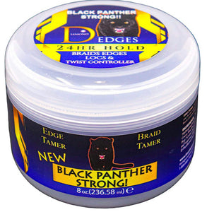 BLACK PANTHER STRONG - Edge and Braid Control