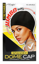 Magic Collection Jumbo Size Spandex Dome Cap