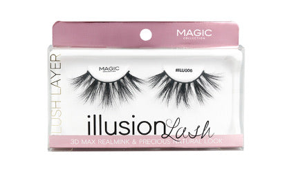 Magic Collection 3D Lash ILU006