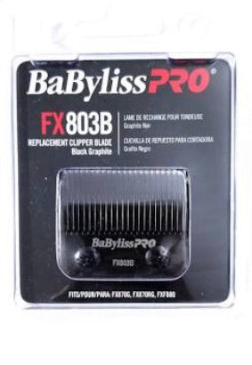 BaByliss Pro Replacement Clipper Blade Black Graphite