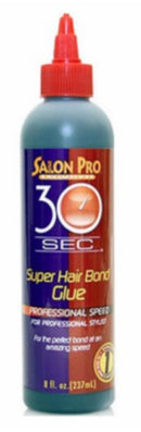 Salon Pro 30 Sec Hair Bonding Glue 1oz