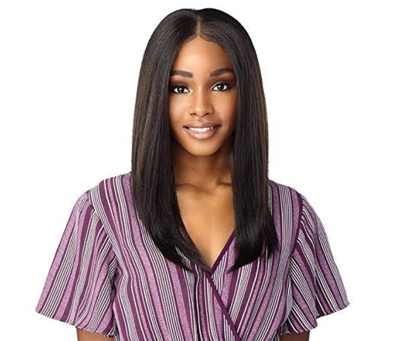 Sensationnel Synthetic Hair Lace Front Wig Cloud 9 What Lace Swiss Lace 13x6 KIYARI 1B