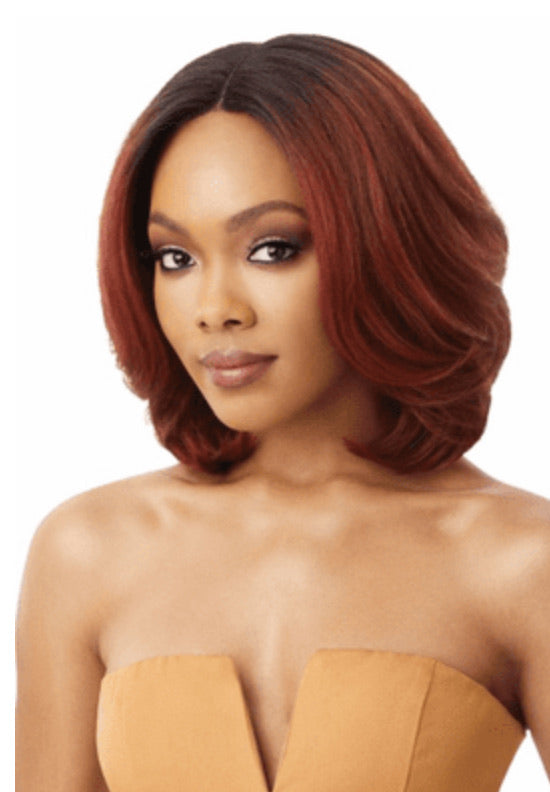 Neesha 206 Soft and Natural Lace Front Wig