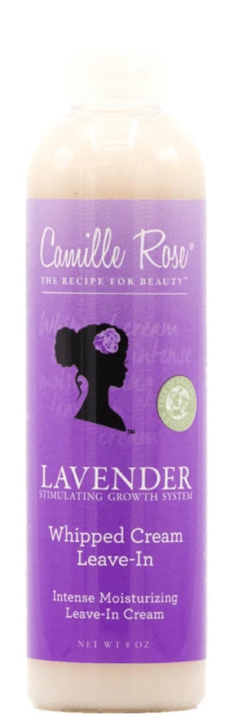 Camille Rose Lavender Whipped Cream Leave In
