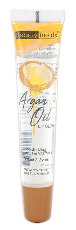 Beauty Treats Argan Oil Lipgloss