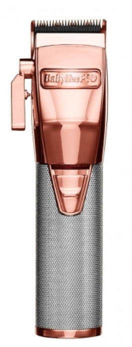 Babyliss Pro Rose Gold FX Cordless Clipper