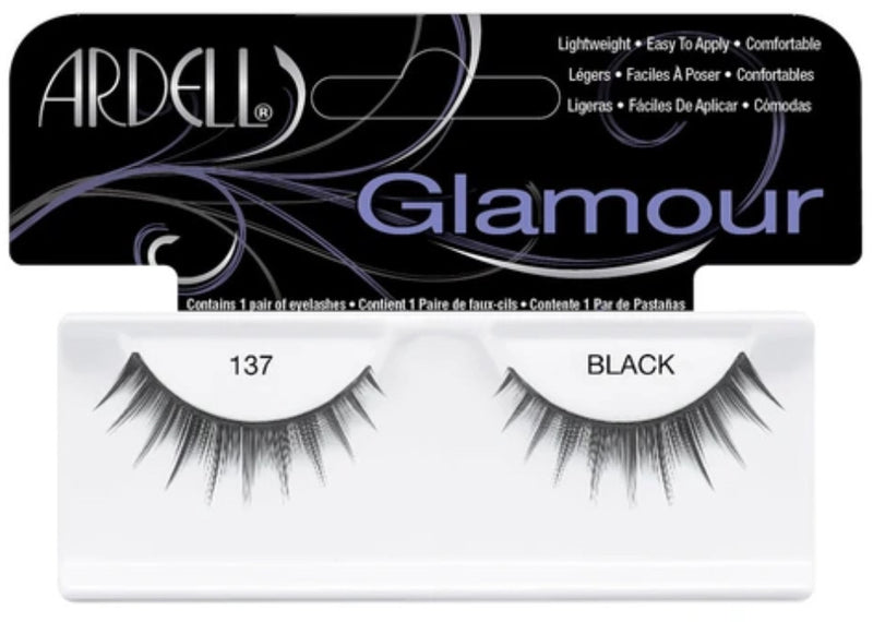 Ardell Glamour Lashes 137 Black