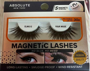 Absolute New York Magnetic Lashes ELMG12