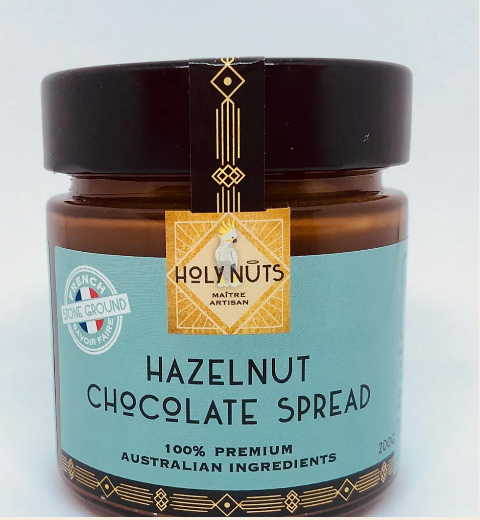 Holy Nuts Hazelnut Chocolate Spread 200g