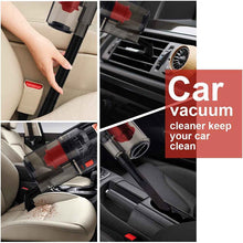 Load image into Gallery viewer, Powerful Car Vacuum Cleaner - Mini 5.0 Portable 7000Pa - Cart Loud