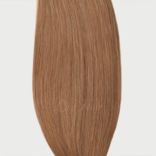 Load image into Gallery viewer, #12 Brown Sugar Color Micro Ring Hair Extensions