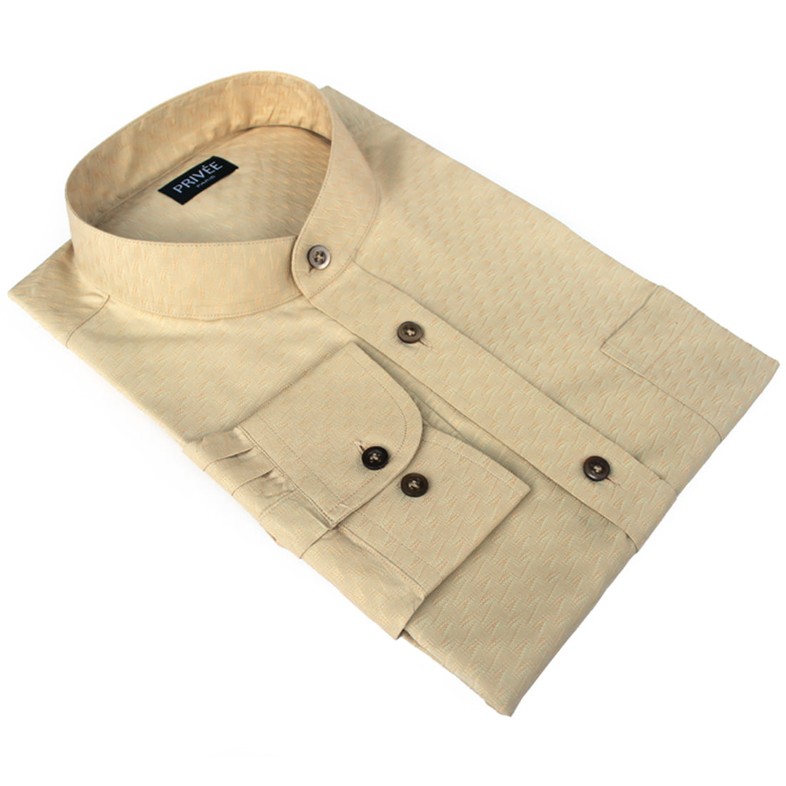 Beige Wedding Shirts