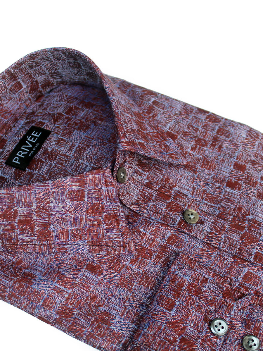 Brown Designer Shirts
