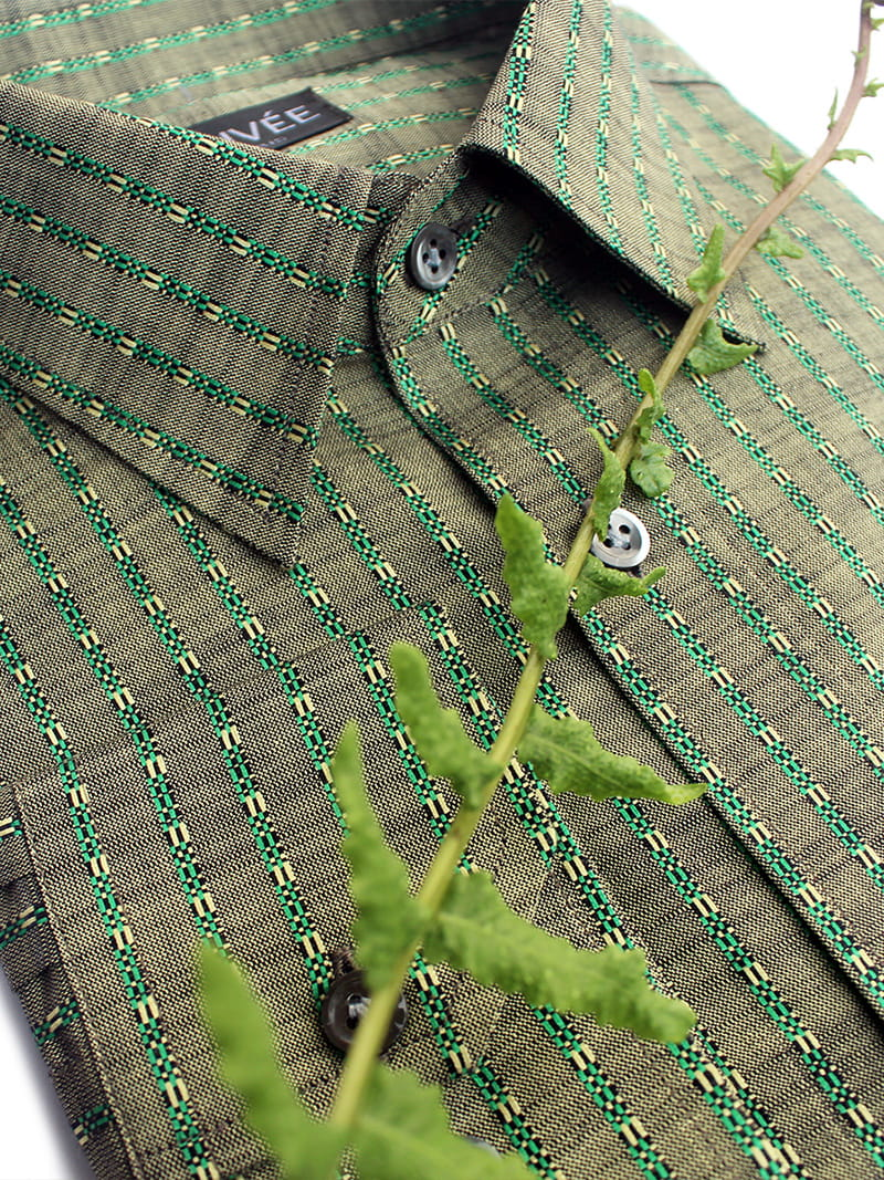 Earthy Shade Designer Shirt