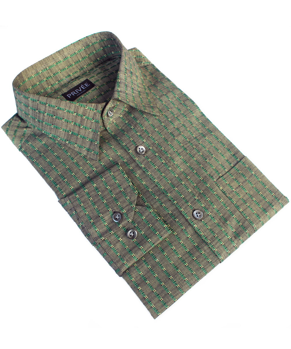 Earthy Shade Designer Shirts India