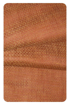 Luxury Linen Wedding Shirt (Copper)